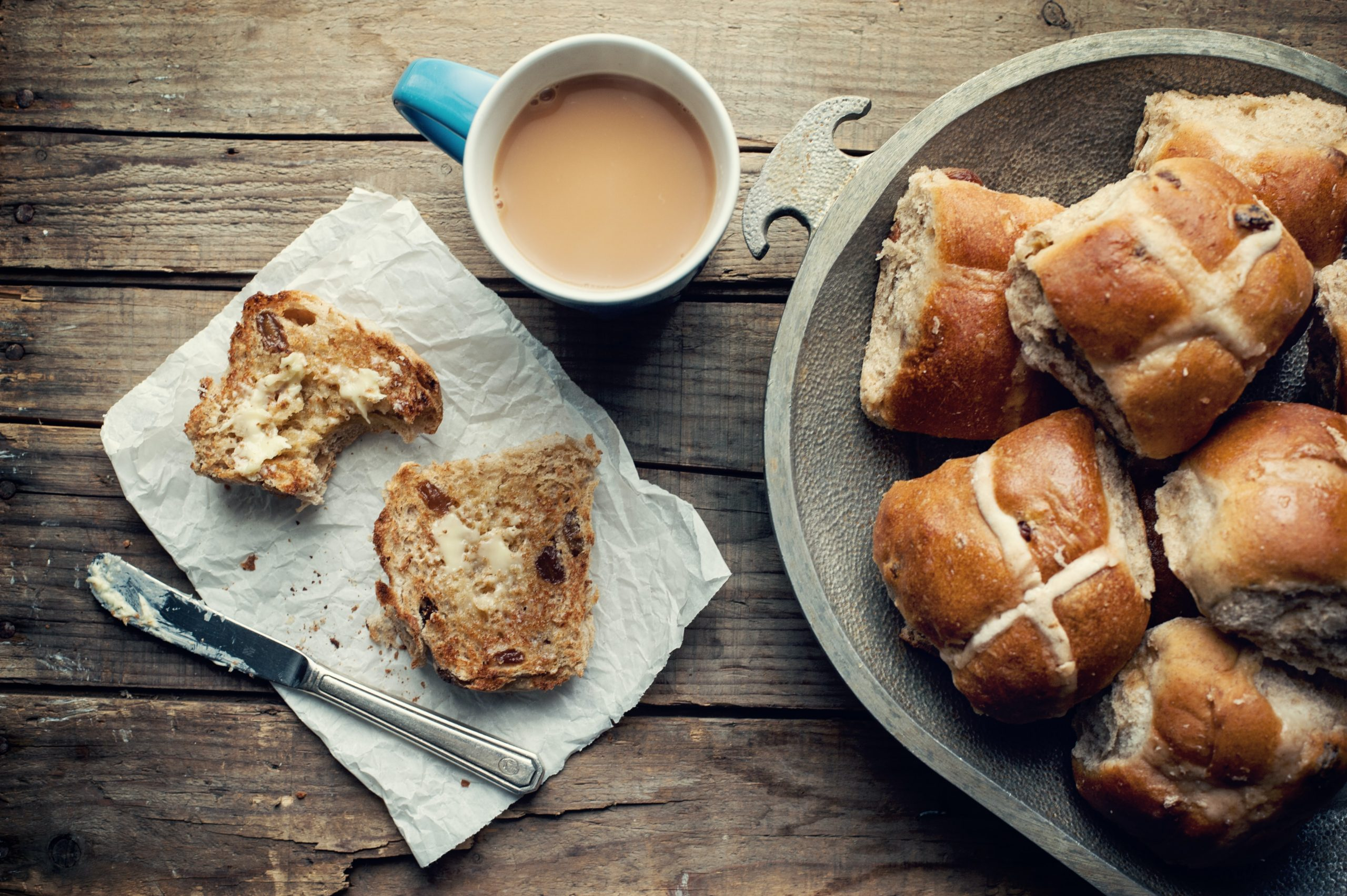 breads coffee carbohydrates